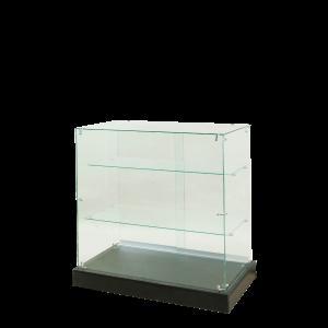 Frameless Glass Showcase - 36