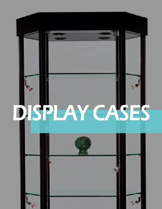 Display Cases for Sale - New York, New Jersey, and Nationwide